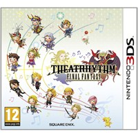Square Enix 3Ds Theatrhythm Fınal Fantasy