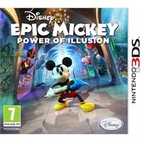 Disney 3Ds Disney Epıc Mickey Power Of Illusıon