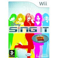 Disney Wii Sıng It