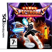 Disney Ds Spectrobe Beyond The Portals