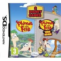 Disney Ds Phıneas And Ferb 2 Oyun