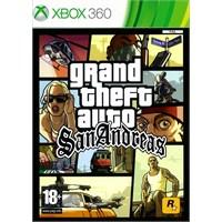GTA : San Andreas Xbox 360