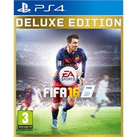 Fifa 16 PS4 Deluxe Edition (Türkçe Metin Çevirisi Vardır)