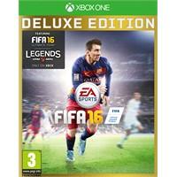 Fifa 16 Xbox One Deluxe Edition (Türkçe Metin Çevirisi Vardır)