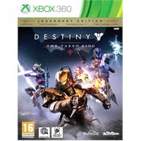 Destiny The Taken King Legendary Edition Xbox 360