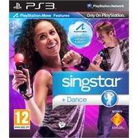 Singstar Dance Oyun + 2 adet Kablosuz Mikrofon PS3