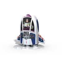 Wii Toy Story 3 Wiimote Buzz Spaceship Charger