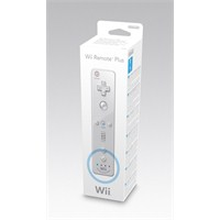 Wii Remote Plus White WRIG