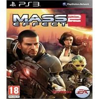 Ea Mass 2 Effect Ps3 Oyun