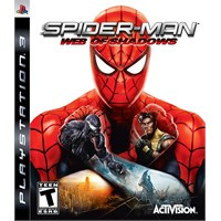 Activision Spider-Man: Web Of Shadows Ps3 Oyun