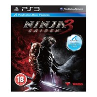 Tecmo Ninja Gaiden 3 Ps3 Move Oyun
