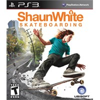 Tiglon Shaun White Skateboarding Ps3 Oyun