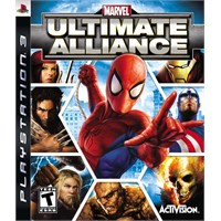 Activision Ultimate Alliance Ps3 Oyun