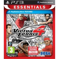 Sega Toys Virtuna Tennıs 4 Ps3 Oyun