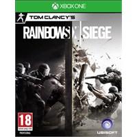 Tom Clancy's Rainbow Six Seige Xbox One