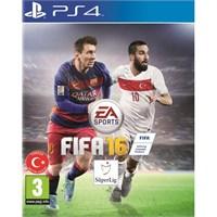 Fifa 16 PS4 (Türkçe Metin Çevirisi Vardır)