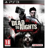 Dead To Rights Retrıbutıon Ps3