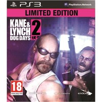 Kane & Lynch 2 Do Days Ltd Edt Psx3