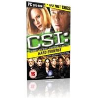 Csi 4-Hard Evidence PC