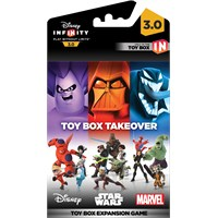 Disney Infinity 3.0 Takeover Toy Box Pack