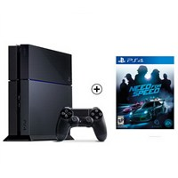 Sony Playstation 4 500Gb Oyun Konsolu + Need For Speed Ghost
