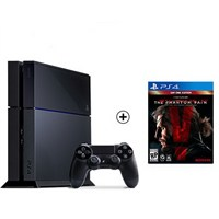 Sony Playstation 4 + Metal Gear Solid V The Phantom Pain