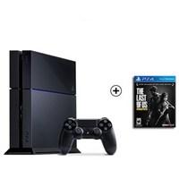 Sony Playstation 4 500Gb Oyun Konsolu + Last Of Us Remastered