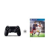 Sony Playstation Dualshock 4 + Fıfa 2016 Ps4 Oyun