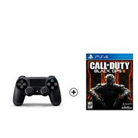 Sony Playstation Dualshock 4 + Call Of Duty: Black Ops 3 Ps4 Oyun