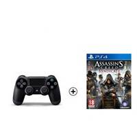 Sony Ps4 Dualshock 4 + Assassin's Creed Syndicate Ps4 Oyun
