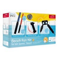 Speedlink Wii Sports Resort Kiti (Siyah) SL-3490-SBK