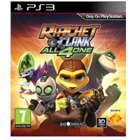 Ratchet & Clank All For One Ps3