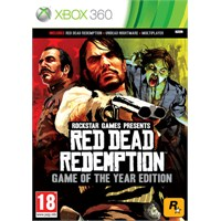 Red Dead Redemption G.O.T.Y Xbox 360