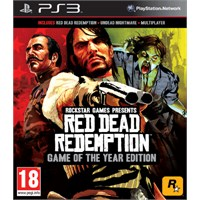 Red Dead Redemptıon G.O.T.Y PS3
