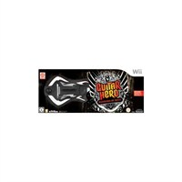Guitar Hero Warrıor Of Rock Guıtar Bundle Wii