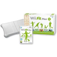 Wii Fit Plus + Balance Board Beyaz