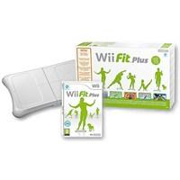 Wii Fit Plus + Balance Board Beyaz