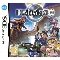NDS Phantasy Star Zero