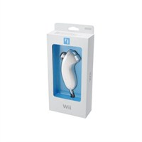 Wii Nunchuck Controller White