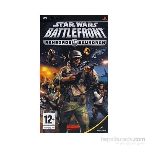 Star Wars: Battlefront Renegade Squadron PSP