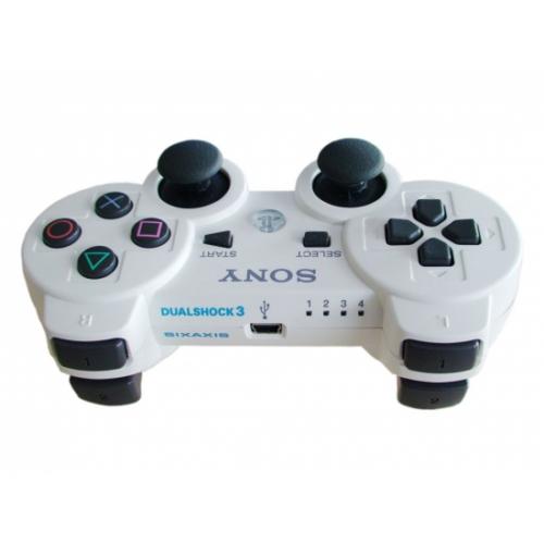Ps3 Playstatıon 3 Joystıck Dualshock Wireless Kablosuz Oyun Kolu - Beyaz