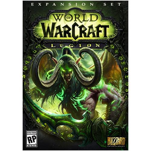 PC World Of Warcraft Legion Genişleme Paketi