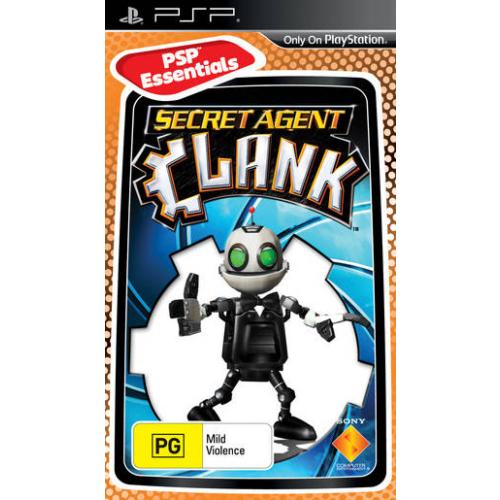 Sony Psp Secret Agent Clank