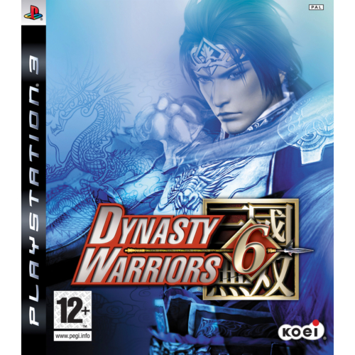 Koei Ps3 Dynasty Warriors 6
