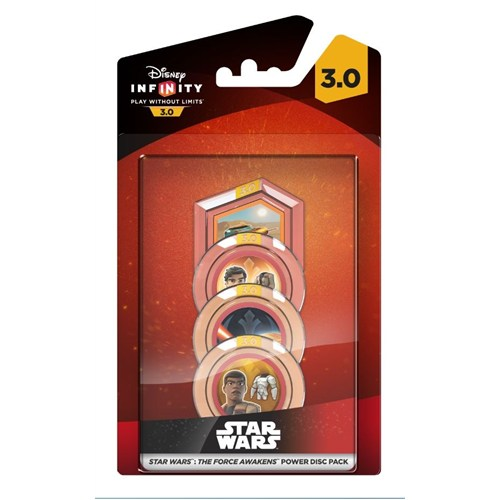 DISNEY INFINITY 3.0 THE FORCE AWAKENS POWER DISC