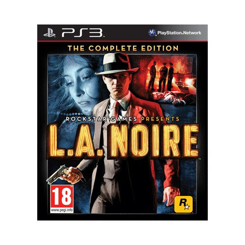 L.A. Noire Complete Edition Ps3