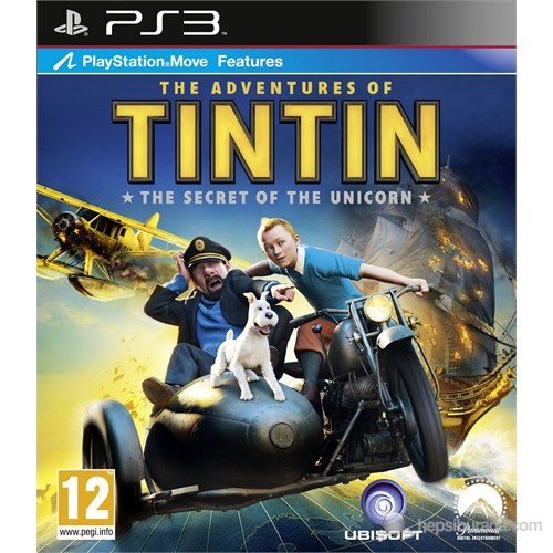 The Adventures Of Tın Tın: The Secret Of The Unıcorn (Ps3)