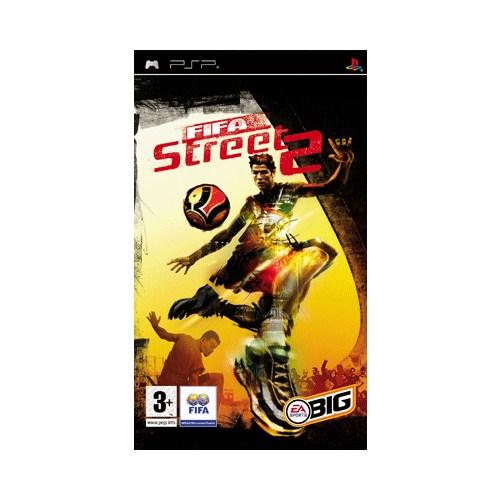 Fifa Street II PSP