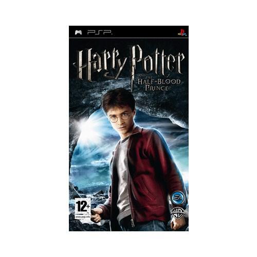 Harry Potter Half Blood Prince PSP