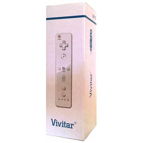 Wii Vivitar Remote Beyaz Controller